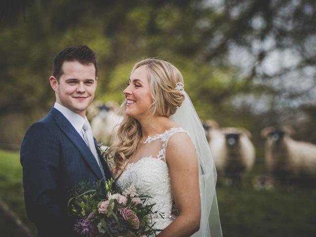 Stu and Amy's Wedding in Ballymena, Co Antrim 39