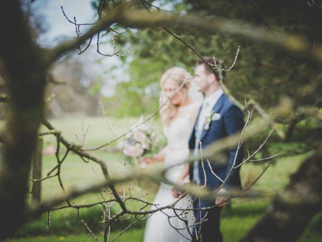 Stu and Amy's Wedding in Ballymena, Co Antrim 40