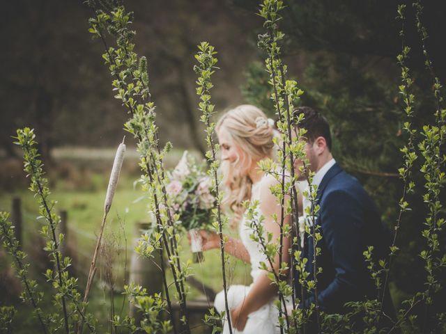 Stu and Amy's Wedding in Ballymena, Co Antrim 41