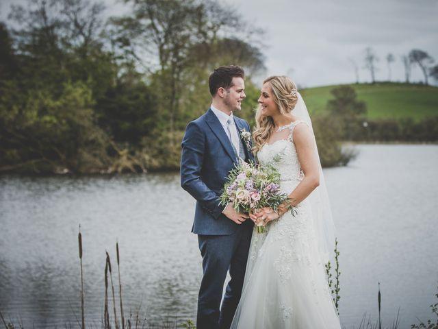 Stu and Amy's Wedding in Ballymena, Co Antrim 42