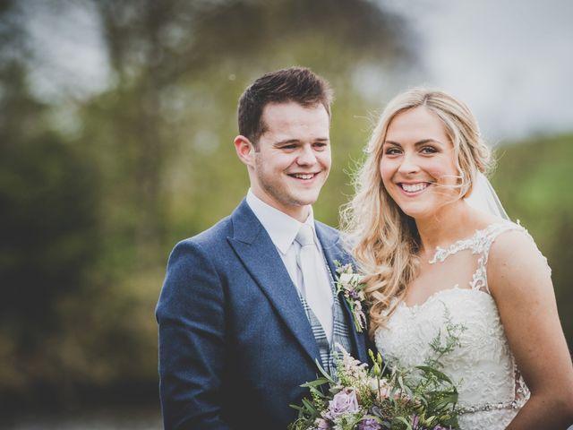 Stu and Amy's Wedding in Ballymena, Co Antrim 43