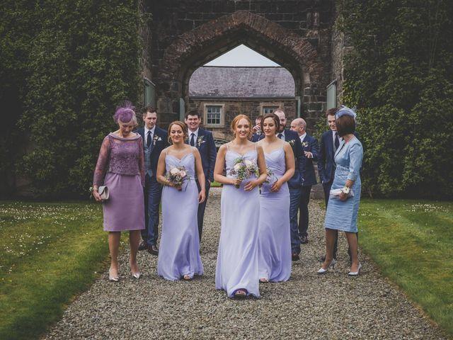 Stu and Amy's Wedding in Ballymena, Co Antrim 45