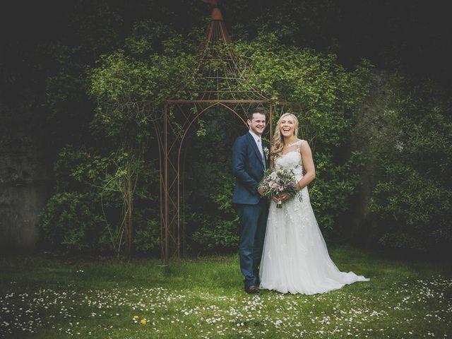 Stu and Amy's Wedding in Ballymena, Co Antrim 46