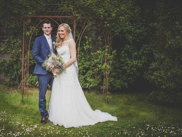 Stu and Amy's Wedding in Ballymena, Co Antrim 47