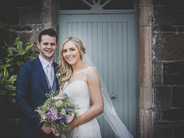 Stu and Amy's Wedding in Ballymena, Co Antrim 51