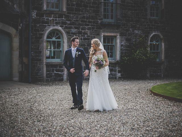 Stu and Amy's Wedding in Ballymena, Co Antrim 52