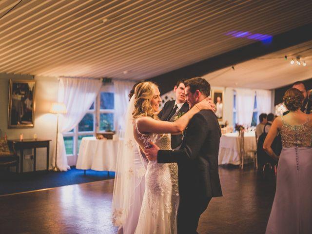 Stu and Amy's Wedding in Ballymena, Co Antrim 59