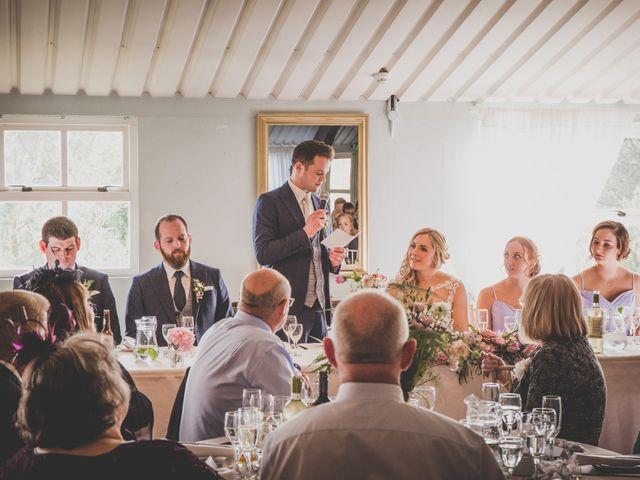 Stu and Amy's Wedding in Ballymena, Co Antrim 60