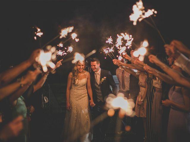 Stu and Amy's Wedding in Ballymena, Co Antrim 62
