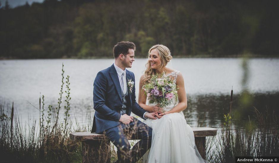 Stu and Amy's Wedding in Ballymena, Co Antrim