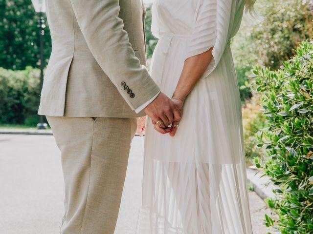Corrina & Michale's wedding