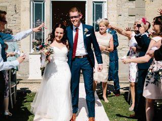 Becky & Matt's wedding