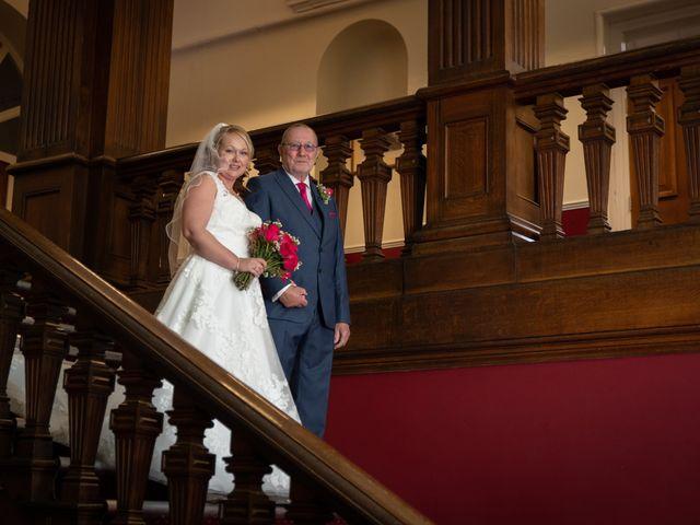 Mathew and Karla's Wedding in Bracknell, Berkshire 5