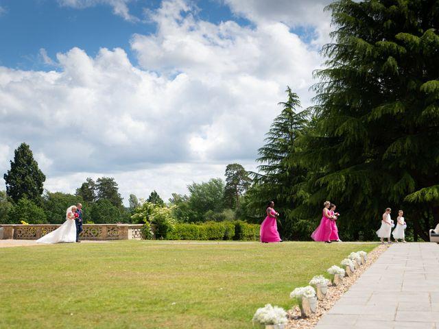 Mathew and Karla's Wedding in Bracknell, Berkshire 6