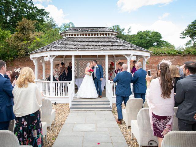 Mathew and Karla's Wedding in Bracknell, Berkshire 9