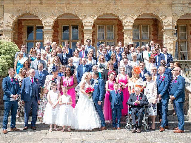 Mathew and Karla's Wedding in Bracknell, Berkshire 10