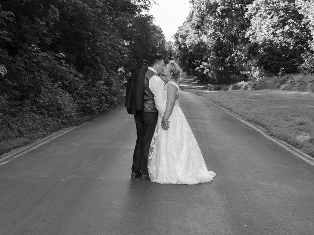 Mathew and Karla's Wedding in Bracknell, Berkshire 15