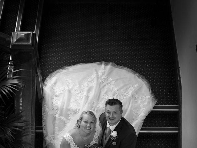 Mathew and Karla's Wedding in Bracknell, Berkshire 16