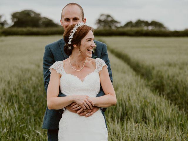 Laura & Mark's wedding