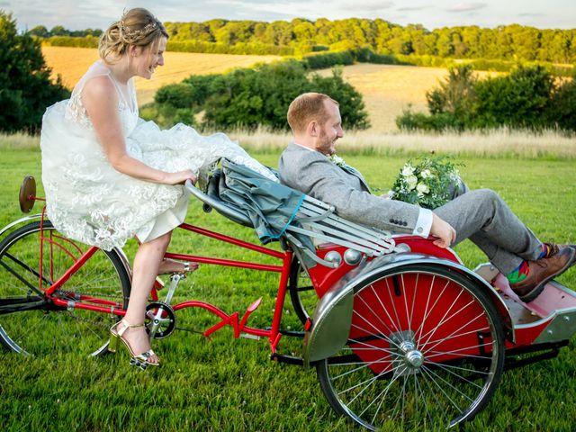 Kate & Charlie's wedding