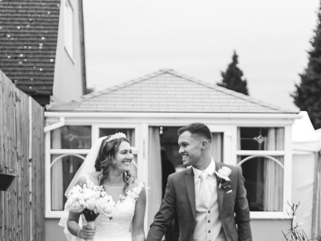Ryan Wooley and Charli Wooley's Wedding in Leicester, Leicestershire 42