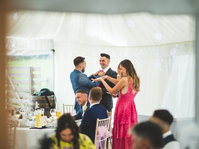 Ryan Wooley and Charli Wooley's Wedding in Leicester, Leicestershire 46