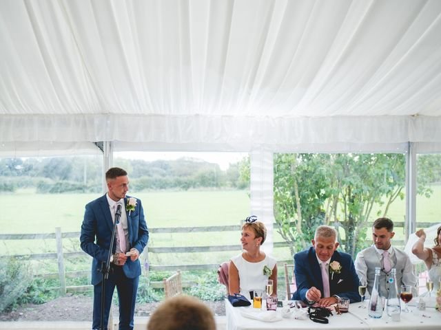 Ryan Wooley and Charli Wooley's Wedding in Leicester, Leicestershire 48