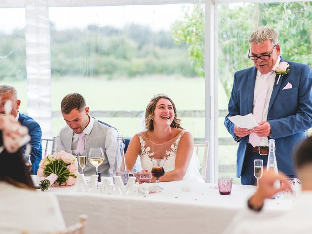 Ryan Wooley and Charli Wooley's Wedding in Leicester, Leicestershire 49
