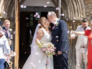 Hayley & Ian's wedding