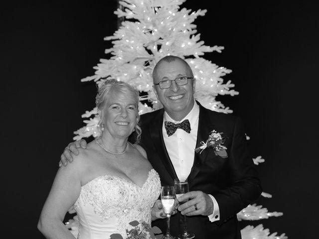 Caroline & Barry 's wedding