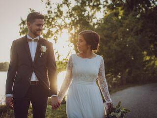 Aneta & George's wedding