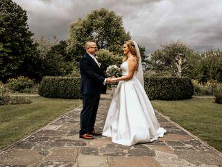 Victoria & Ray's wedding