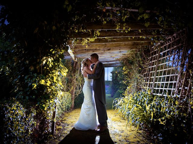 Danya & Glenn's wedding