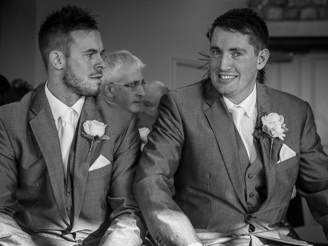 Martin and Samantha's Wedding in Garstang, Lancashire 11