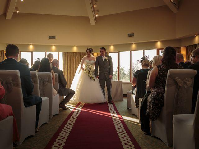 Martin and Samantha's Wedding in Garstang, Lancashire 20