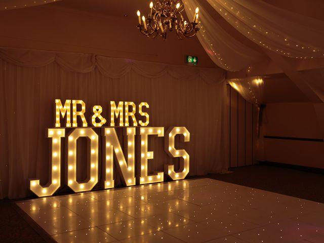 Martin and Samantha's Wedding in Garstang, Lancashire 22