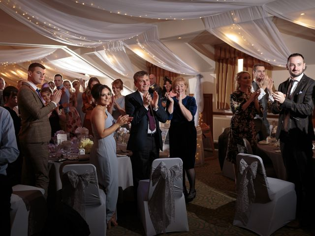 Martin and Samantha's Wedding in Garstang, Lancashire 25