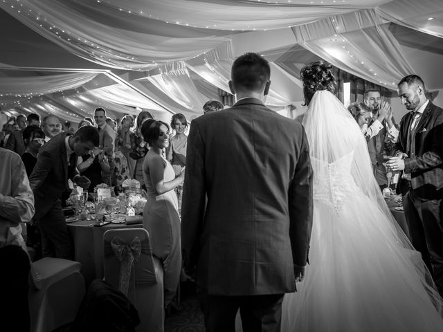 Martin and Samantha's Wedding in Garstang, Lancashire 26