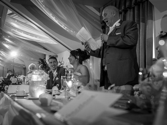 Martin and Samantha's Wedding in Garstang, Lancashire 29