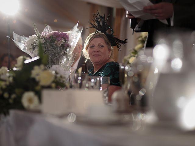 Martin and Samantha's Wedding in Garstang, Lancashire 30