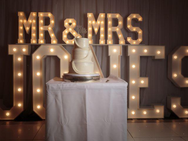Martin and Samantha's Wedding in Garstang, Lancashire 32