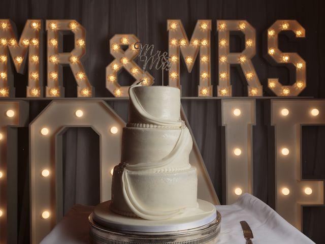 Martin and Samantha's Wedding in Garstang, Lancashire 33