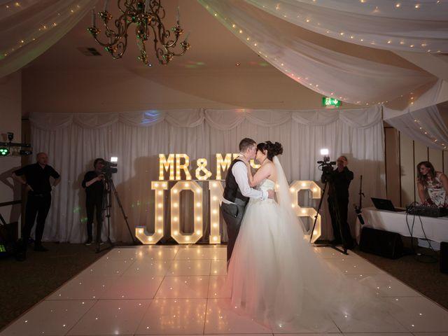 Martin and Samantha's Wedding in Garstang, Lancashire 34