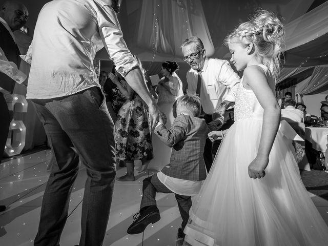Martin and Samantha's Wedding in Garstang, Lancashire 36