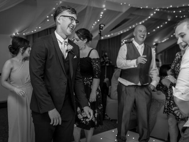 Martin and Samantha's Wedding in Garstang, Lancashire 40