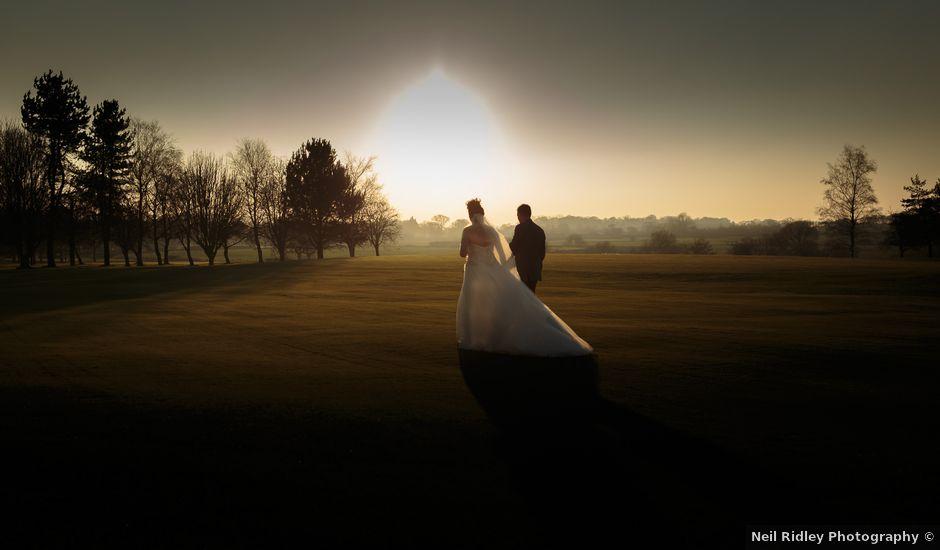 Martin and Samantha's Wedding in Garstang, Lancashire