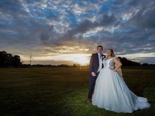 Sam & Aimee's wedding
