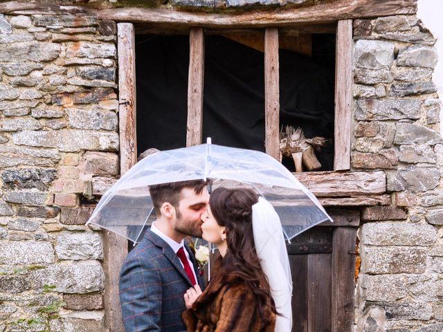 Amber & Greg's wedding