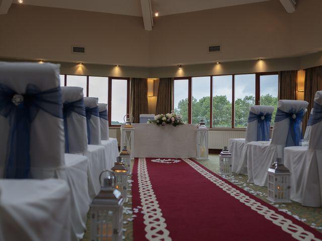 Aimee and Sam's Wedding in Garstang, Lancashire 16