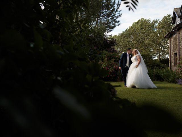 Aimee and Sam's Wedding in Garstang, Lancashire 24